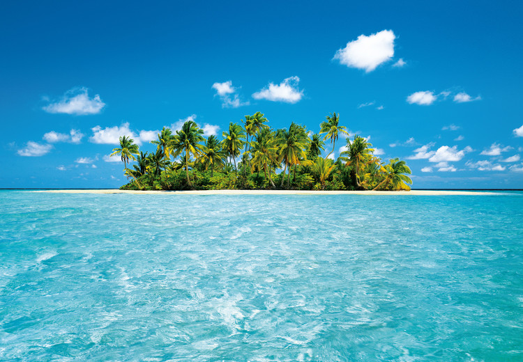 MALDIVE DREAM Fotobehang