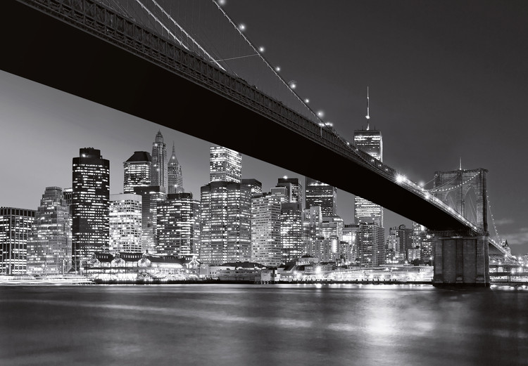 MANHATTAN SKYLINE Fotobehang
