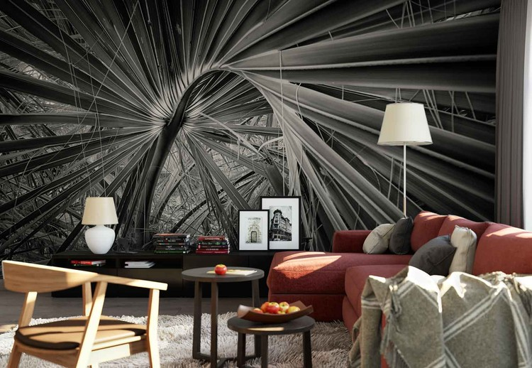 Palm Tree Leave Fotobehang