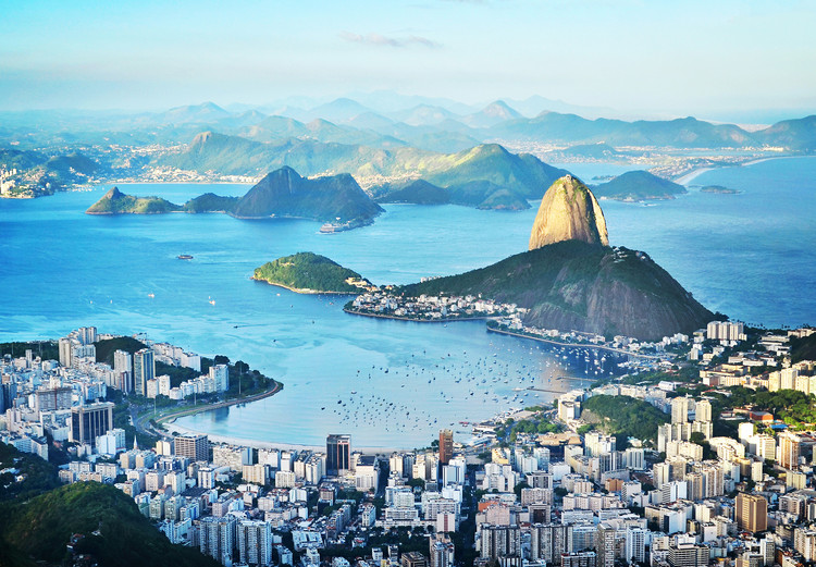 Fotobehang RIO DE JANEIRO
