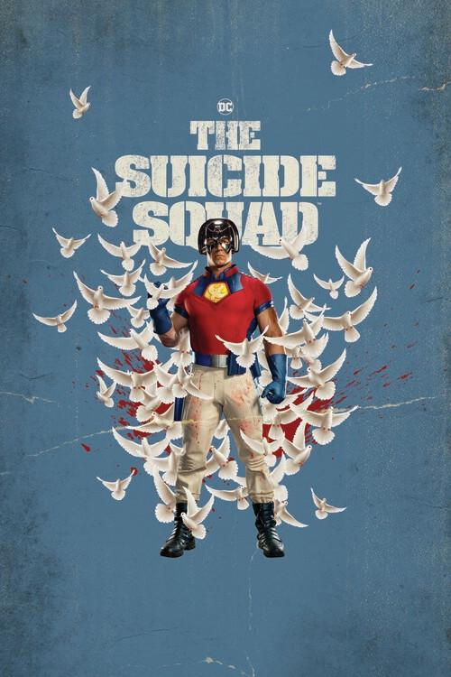 Suicide Squad 2 - Peacemaker Fotobehang