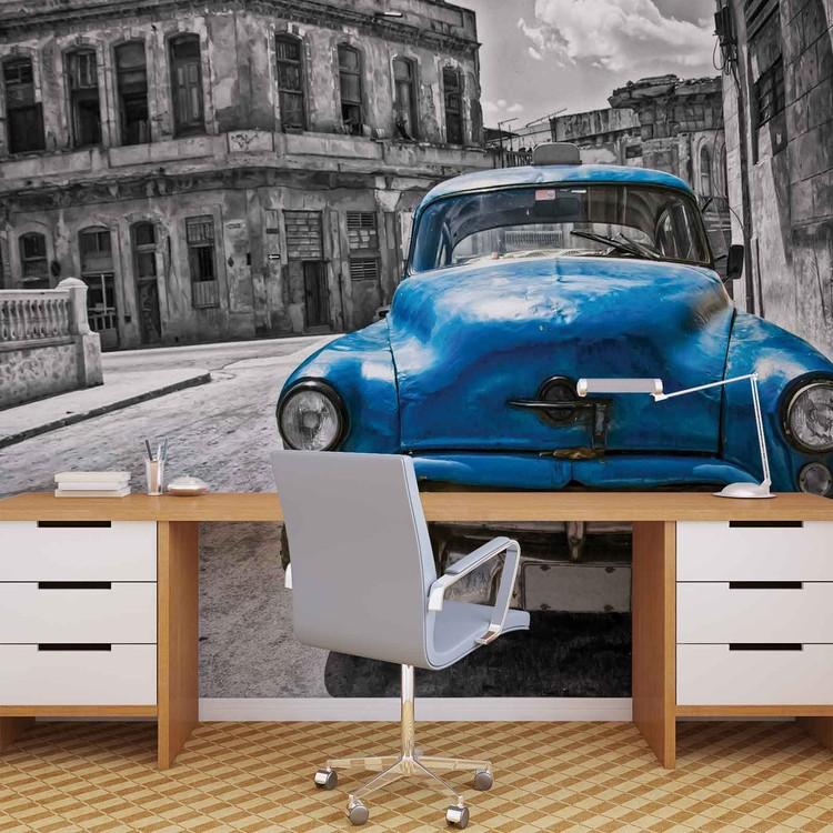 Vintage Car Fotobehang