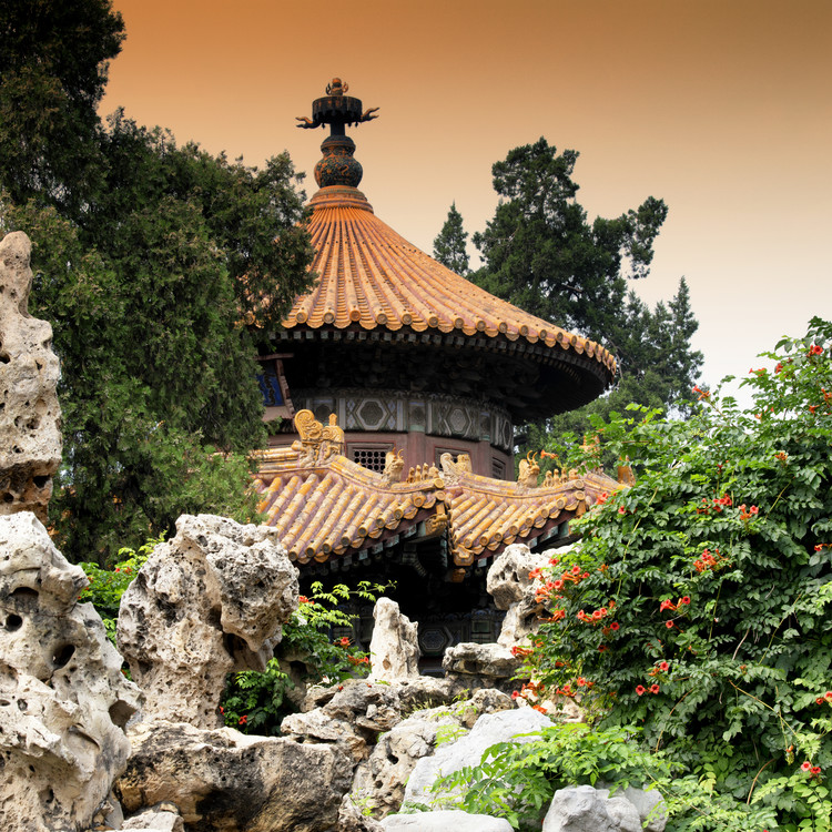 Fotografia artystyczna China 10MKm2 Collection - Forbidden City