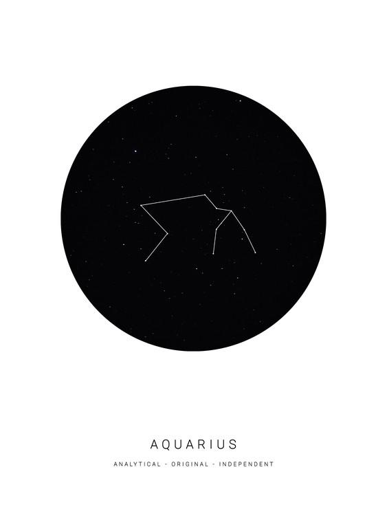Fotografia artystyczna horoscopeaquarius