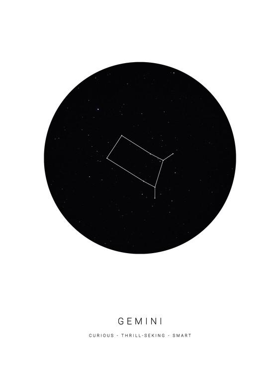 Fotografia artystyczna horoscopegemini