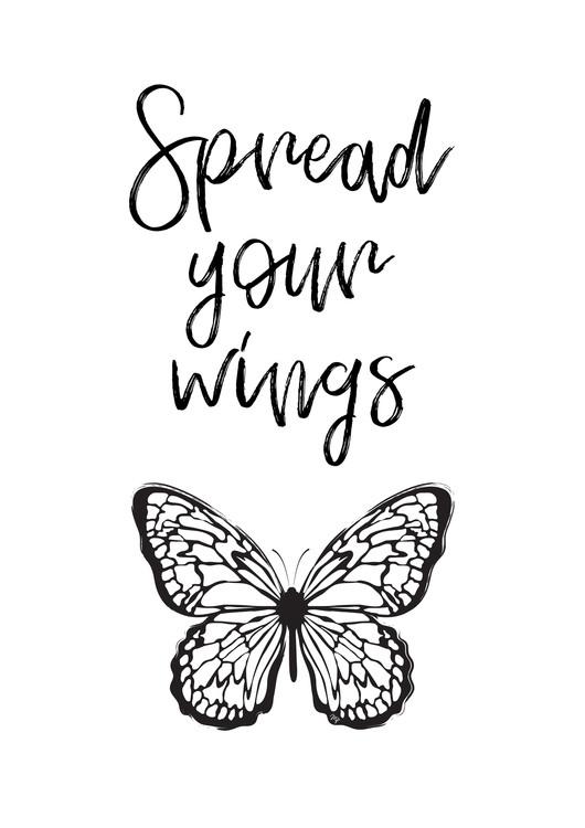 Fotografia artystyczna Wings