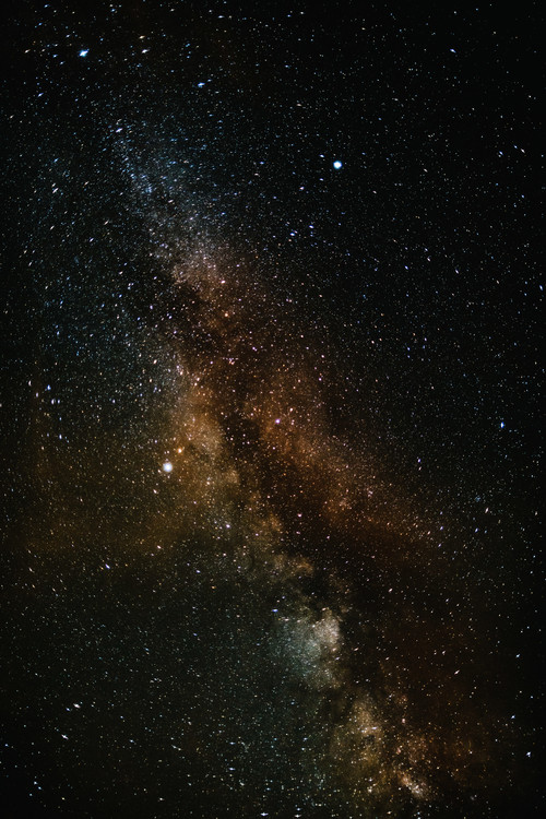 Fotografia d'arte Details of Milky Way of St-Maria IV