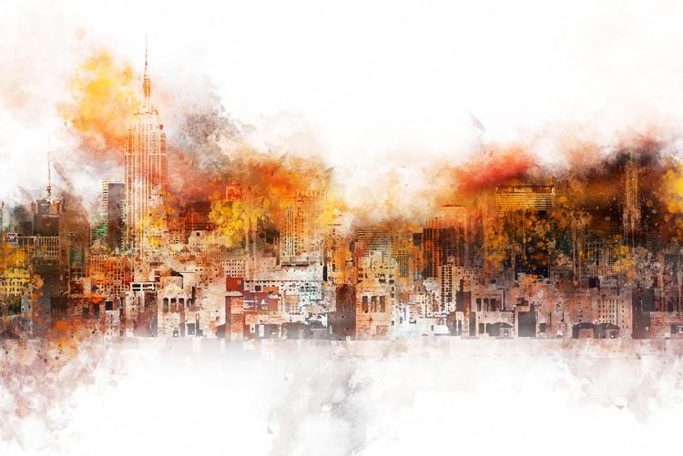 Fotografia d'arte The Skyline