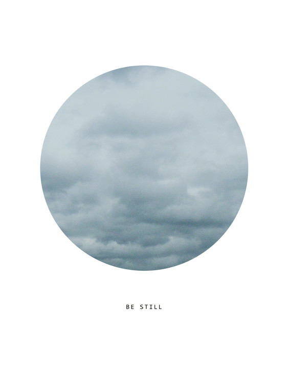 Fotografia d'arte Be still 2