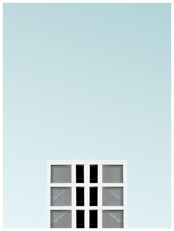 Fotografia d'arte border abstract