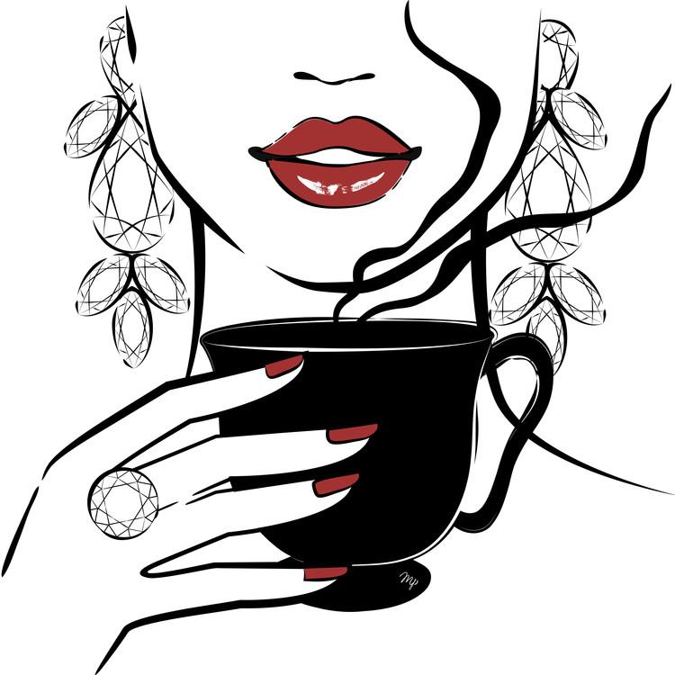 Fotografia d'arte Coffee Time