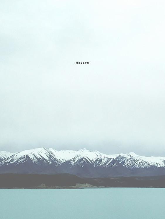 Fotografia d'arte escape1