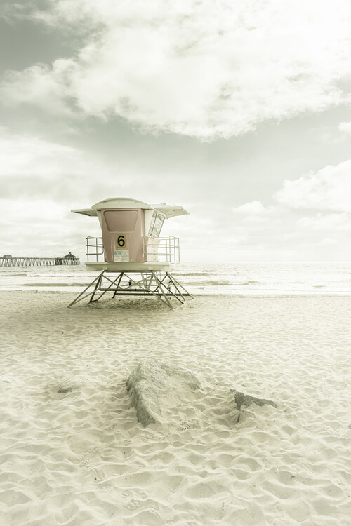 Fotografii artistice CALIFORNIA Imperial Beach | Vintage