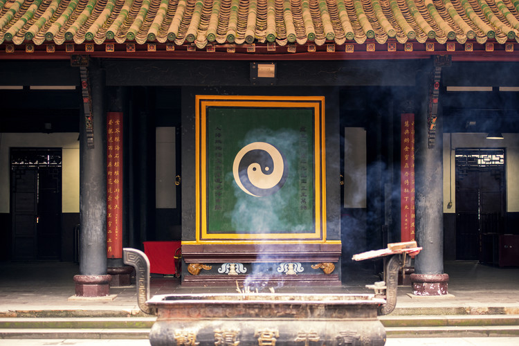 Fotografii artistice China 10MKm2 Collection - Yin Yang