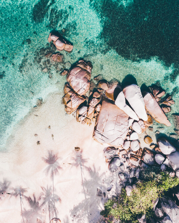 Fotografii artistice Desert Island
