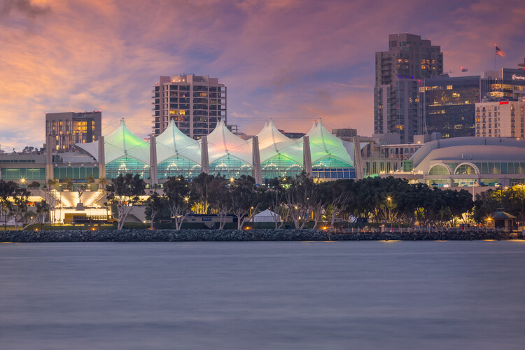 Fotografii artistice SAN DIEGO Sunset Atmosphere