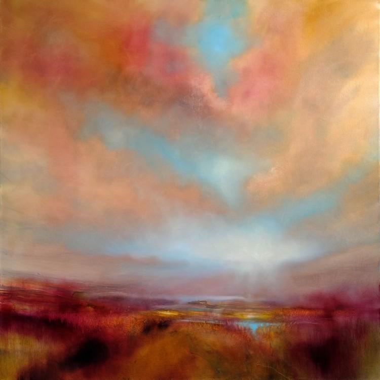 Heathland Tablou Canvas