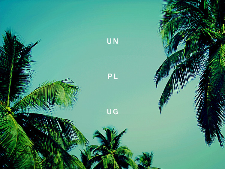 Fotografii artistice Unplug