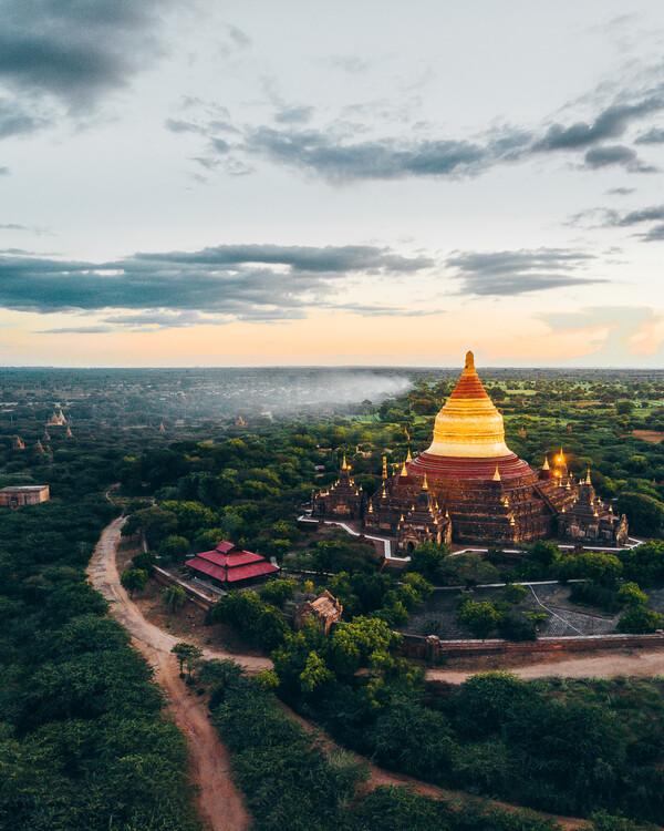 Ekskluzivna fotografska umetnost Dhammayazika
