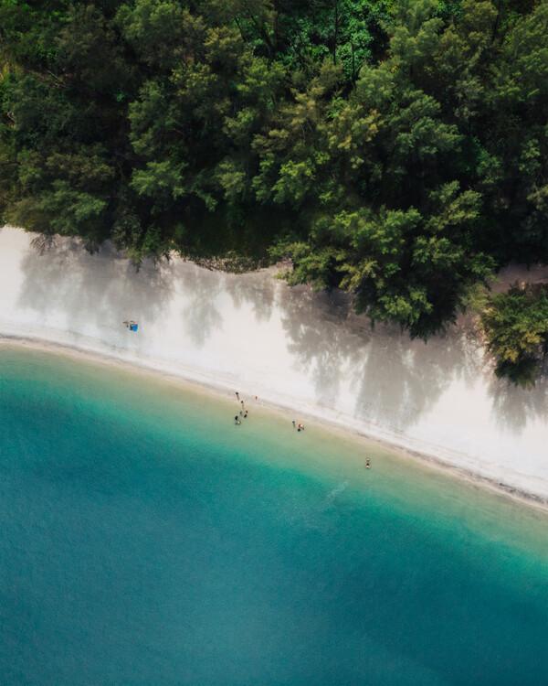 Ekskluzivna fotografska umetnost Empty Paradise