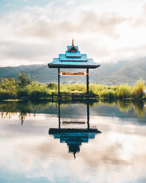 Ekskluzivna fotografska umetnost Serenity