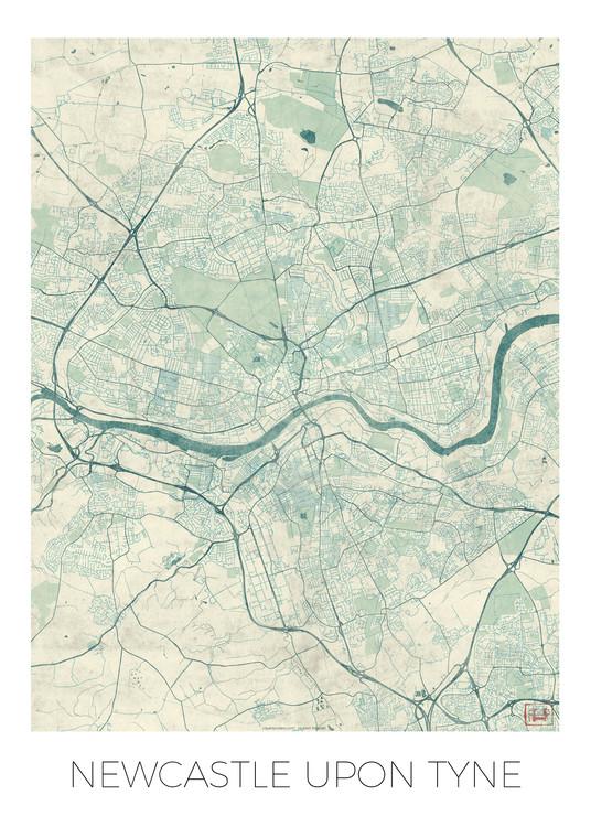 Ekskluzivna fotografska umetnost Newcastle Upon Tyne