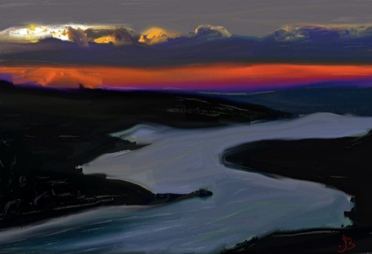 Ekskluzivna fotografska umetnost RIVERMARBRO