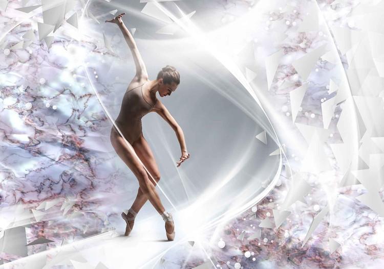 Fotomural Bailarina Abstracta