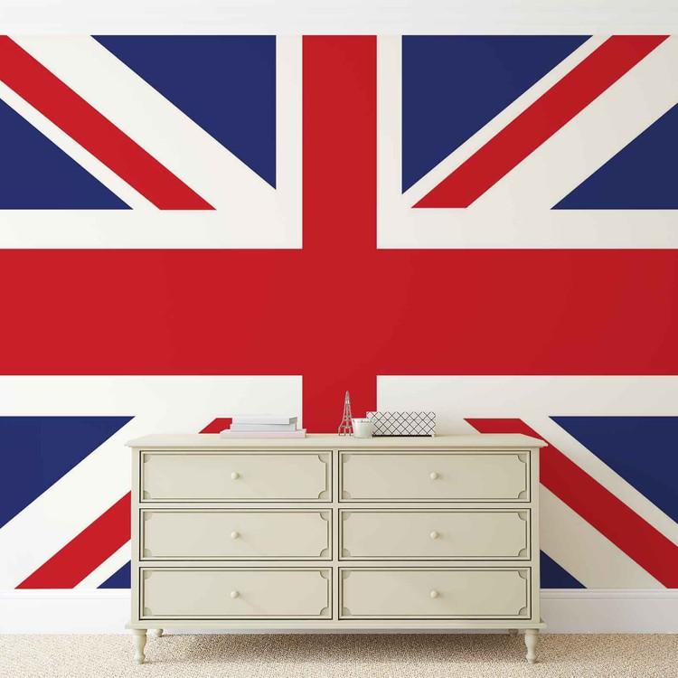 Fotomural  Bandera Gran Bretaña Reino Unido