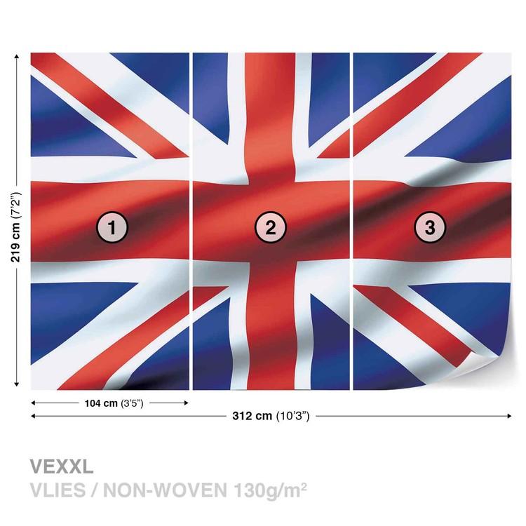 Hermosa Flexon Enmarca Reino Unido Motivo - Ideas para Decorar con ...