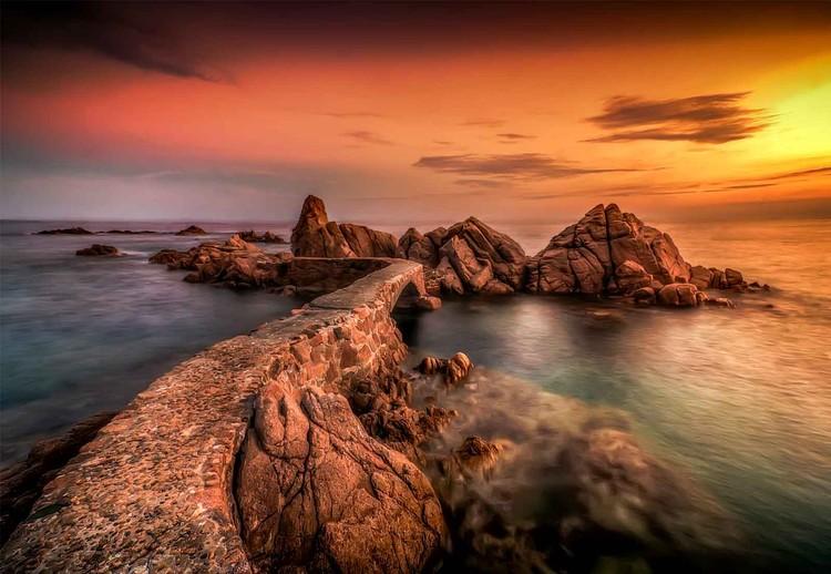 Fotomurale  Costa Brava