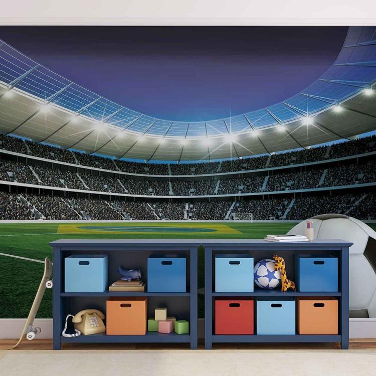 Fotomural Deporte Estadio de Futbol