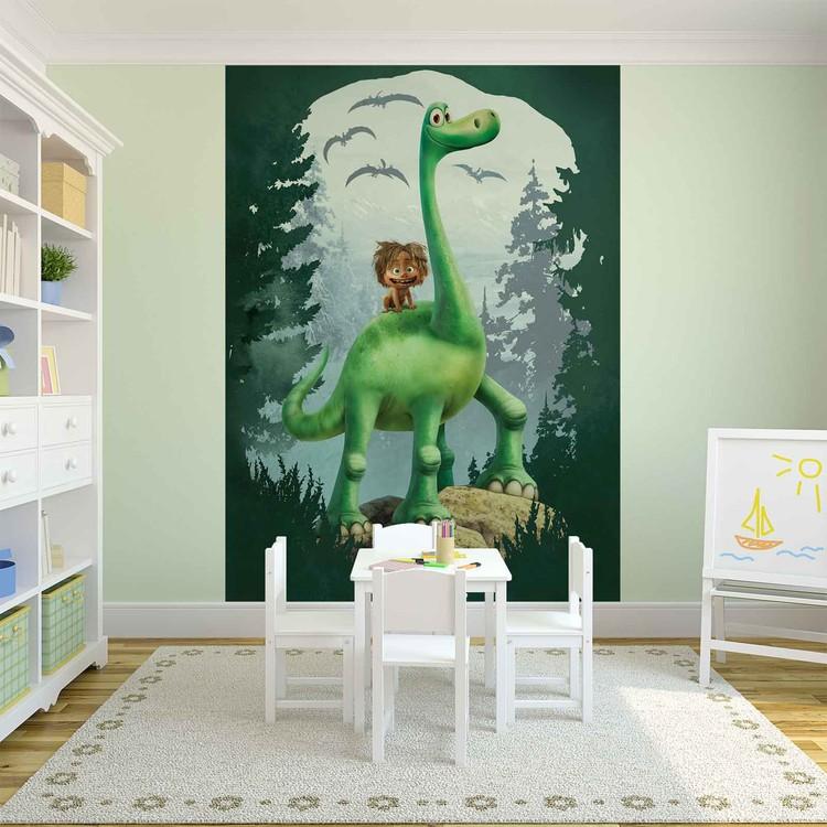 Fotomurale  Disney el buen dinosaurio