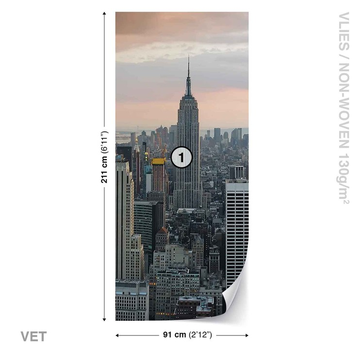 Fotomural Edificio Empire State de Nueva York