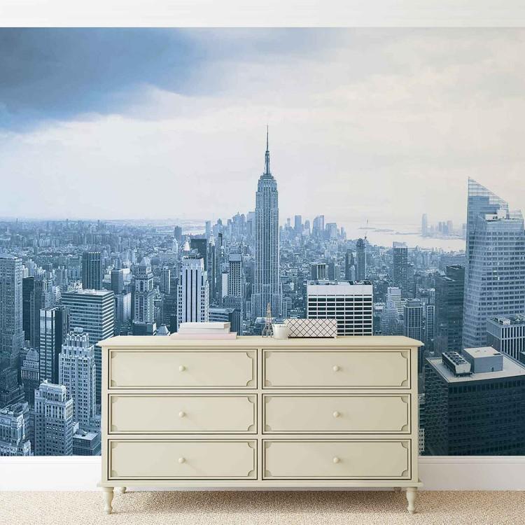 Fotomurale Edificio Empire State de Nueva York, Papel pintado ...