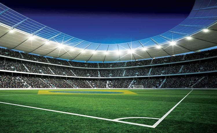 Fotomural Estadio de futbol