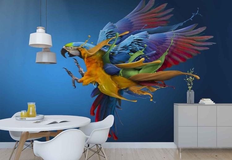 Fotomural Flying Colours