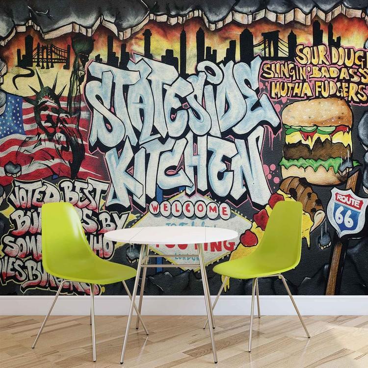 Fotomural Graffity arte callejero