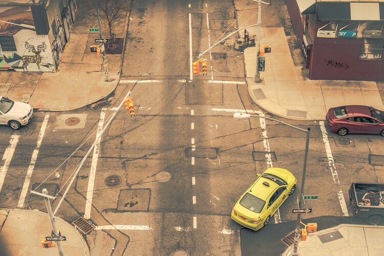 Fotomural Intersection