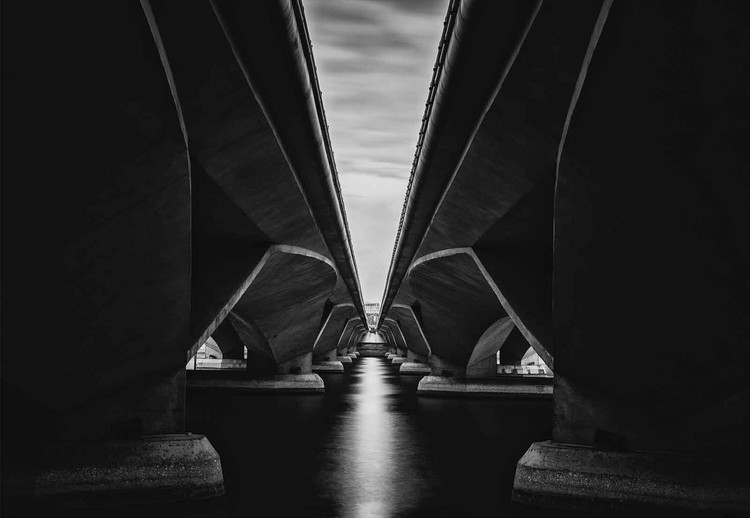 Fotomural La Bridge