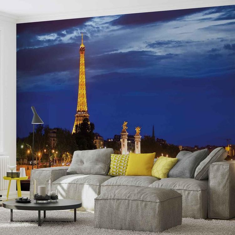 Fotomural  La torre Eiffel