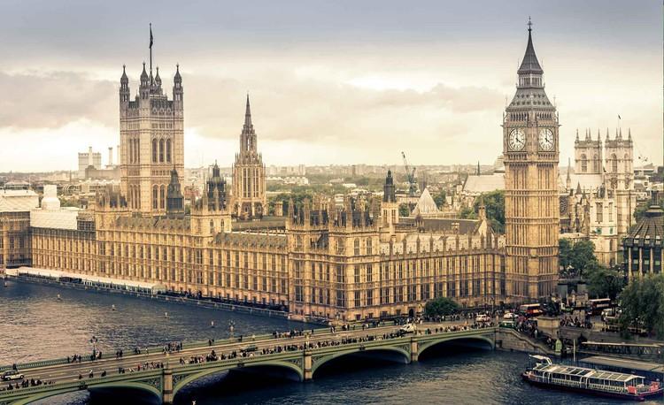 Fotomural La vista de Londres