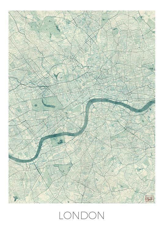 Fotomural London