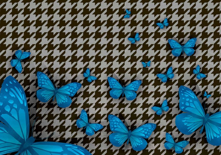 Fotomural Mariposas