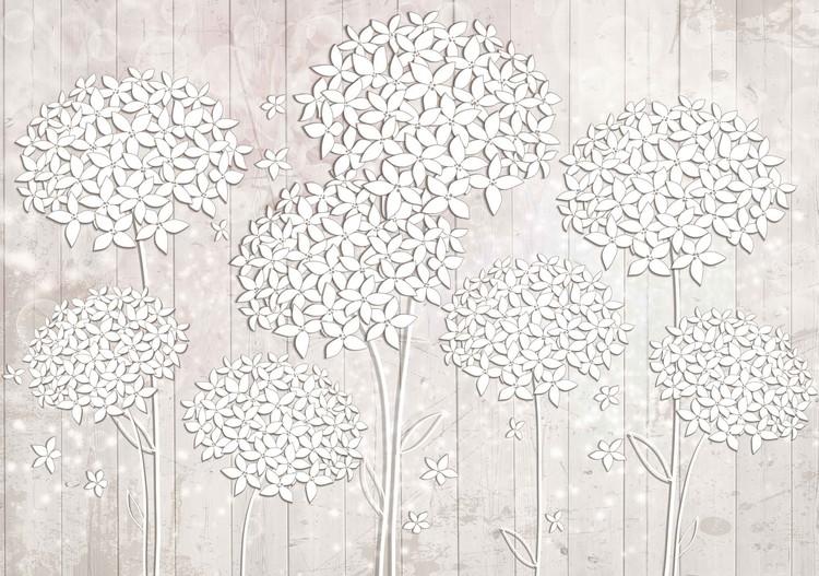 Fotomural  Modelo de Flores