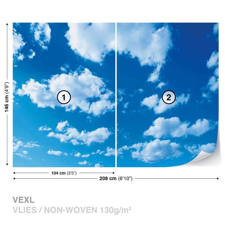 Fotomural Naturaleza Nubes Cielo