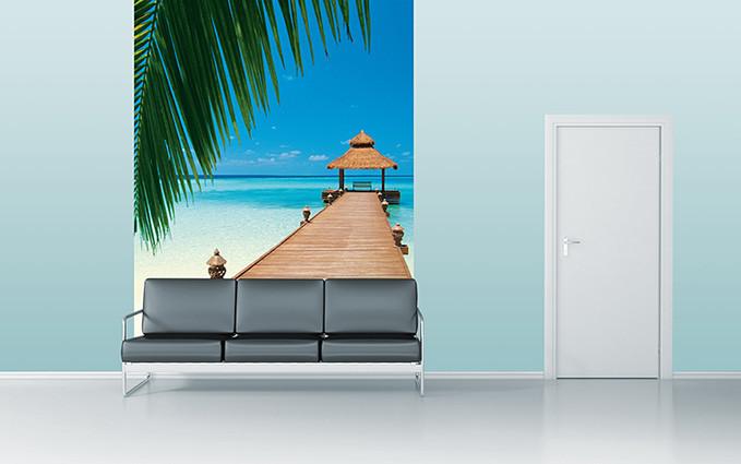 Fotomurale PARADISE BEACH