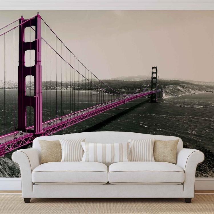 Fotomurale Puente Golden Gate