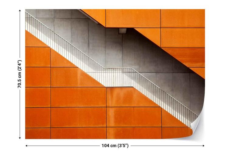 Fotomural  Steel