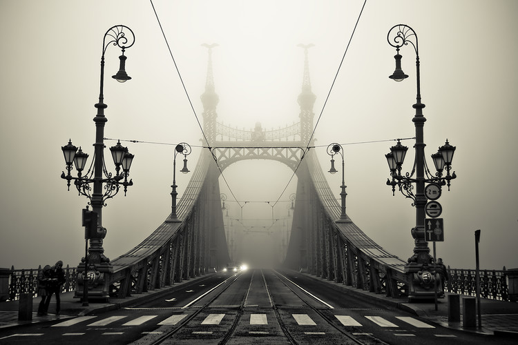 Fotomural The Bridge